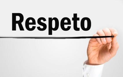 respeto importancia