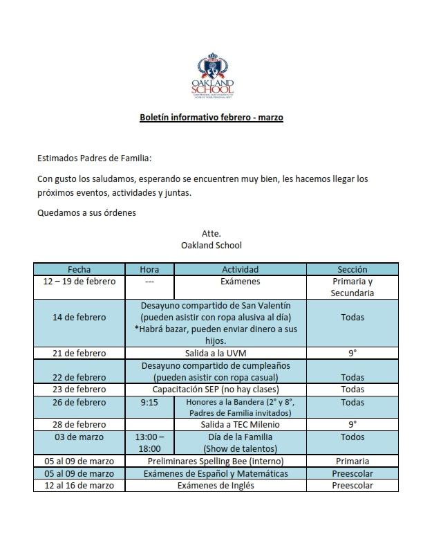 Boletín informativo febrero-marzo_001